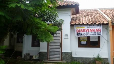 Disewakan Rumah Ubud Kencana - Lippo Karawaci