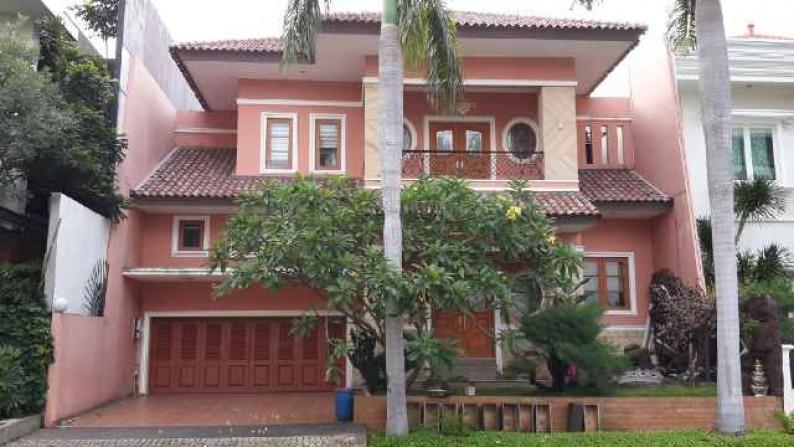 Dijual Rumah Lux Di Artha Gading Villa Kelapa Gading