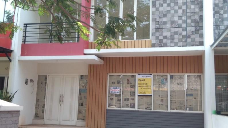 Dijual Cepat Rumah Garden House Gardenia Pantai Indah Kapuk Pik