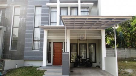 Dijual Rumah Bagus Di Cluster Emerald Terrace, Bintaro Sektor 9
