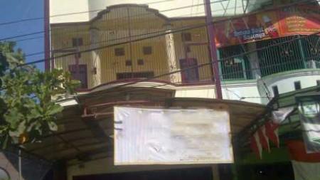 Di Jual Ruko Strategis di tengah kota Makassar, Sulawesi Selatan