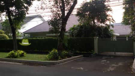 Rumah Nyaman dan Asri di Daerah Elite Jl. Adityawarman