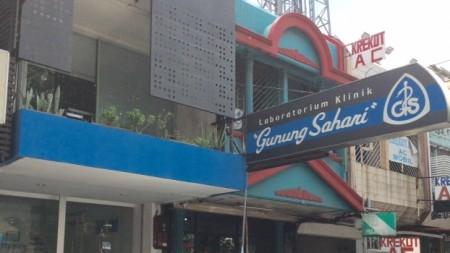 Ruko Di Jl. Boulevard Raya, Luas 4,5x16m2