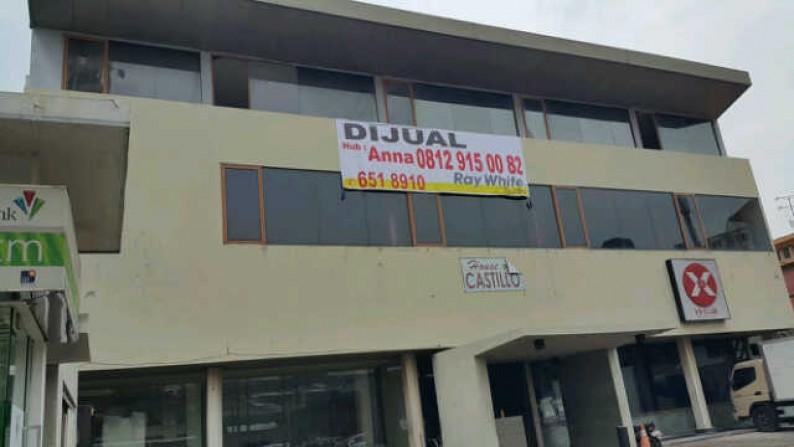 Gedung Dijual dan Disewakan!!!
