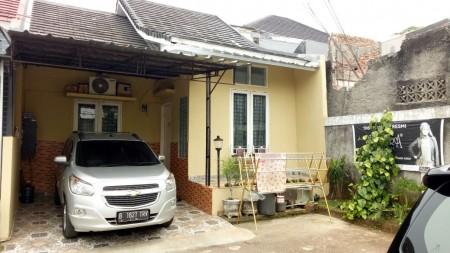 Rumah Nyaman dan Siap Huni di Kawasan Ciputat, Tangsel