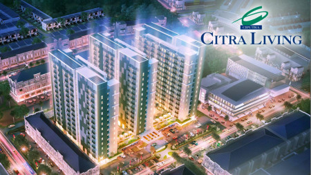 Apartemen di Citra Garden 7 - Investasi pasti dari developer Ciputra di kawasan yang sudah hidup