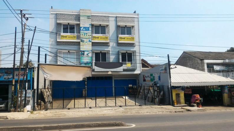 Ruko di Jual Jl. HM Joyomartono No. 35/I - Bulak Kapal - Bekasi Timur (Depan BTC Mall)