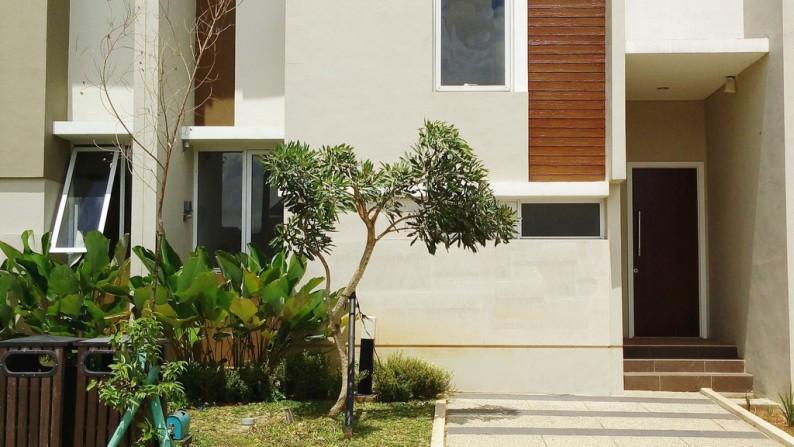 Dijual Cepat Rumah Di Eminent Bsd City Cluster Ingenia