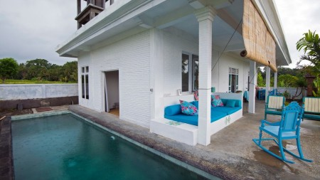 A Beatiful 2 Bedroom Leasehold Villa with Rice Fields View and Just 10 Minutes from Ubud Center