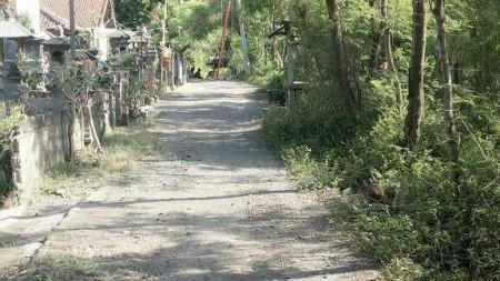 700 sq m of Freehold Land Located in Pemuteran Singaraja