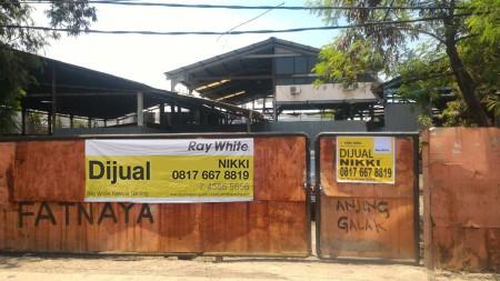 Gudang Jl Belah Kapal-Kalibaru
