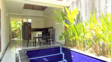Strategically Located 2 Bedrooms Villa for Rent