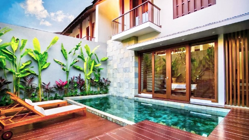 Luxury Fully Furnished Villa in Seminyak for Yearly Rent