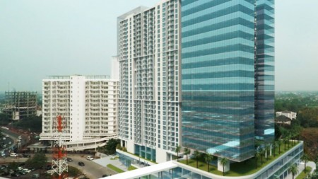 Apartement Murah, lokasi strategis, view keren di Bintaro Plaza Residence