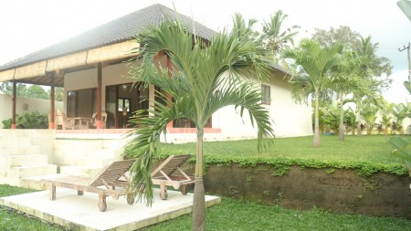 An Amazing 2 Bedrooms Leasehold Villa with Beautiful Forest View For Sale just 5 Minutes From Ubud Center