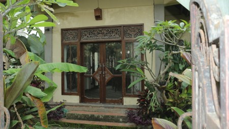 1 Bedroom Villa for Rent With Beautiful Rice field View Located Just 5 Minute From Ubud Center