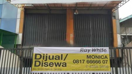 Ruko Jl Letjen Suprapto Cempaka Putih, Luas 200m2