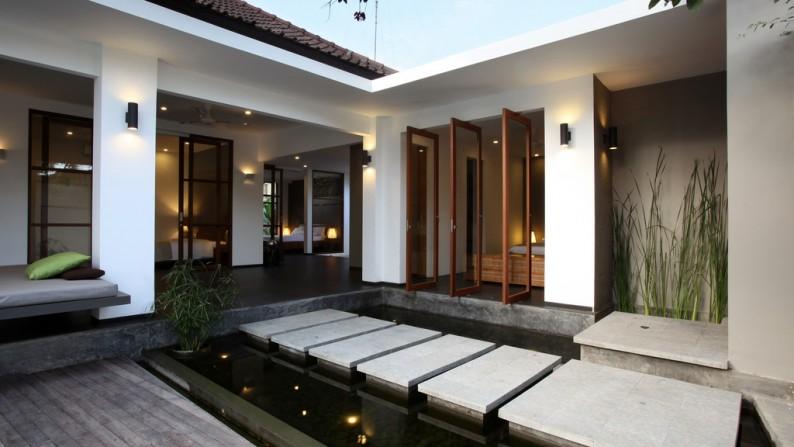 Villa 3 Bedroom In Heart Seminyak