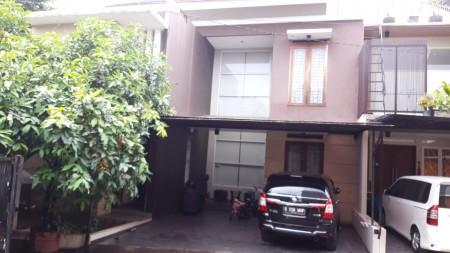 Rumah Siap Huni di Bintaro Jalan Pisok Sektor 5 Depan STAN