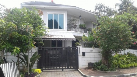 Rumah Nyaman dan Siap Huni di Kawasan Menteng, Jakarta Pusat