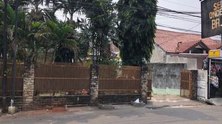 Disewakan rumah lama di kawasan cipete