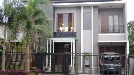 Rumah Mewah di Bintaro Menteng Sektor 7 Bintaro ada Kolam Renang ynt