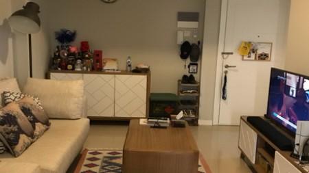 For Rent 2 BR Furnished unit @ Metro Park Residence - Kedoya - Jakarta Barat