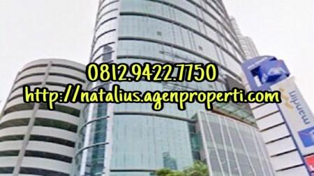 Office Space AXA Tower Kuningan Lokasi Premium Kawasan Pusat Bisnis