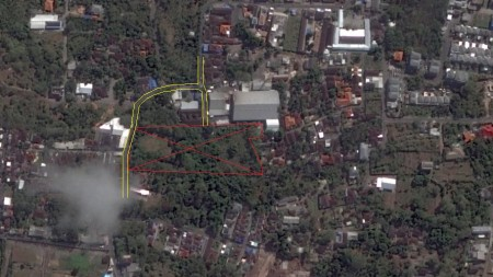 For Lease 8.000 sqm Land On Mainroad In Nusa Dua