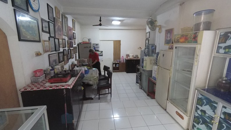 Rumah Dijual Jl Kampung Rawa Sawah Johar Baru Jakarta Pusat
