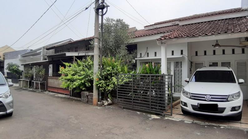 Rumah 1 Lantai di Kompleks Mega Cinere, Depok; Semi ...