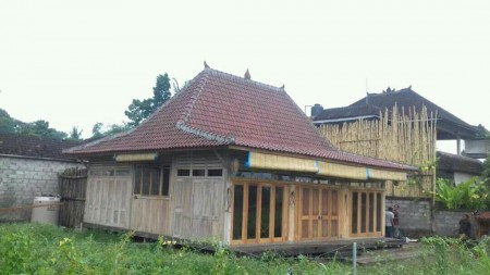 Amazing Leasehold Villa with Rice field and Jungle on 400 sq m just 7 Minute from Ubud Center
