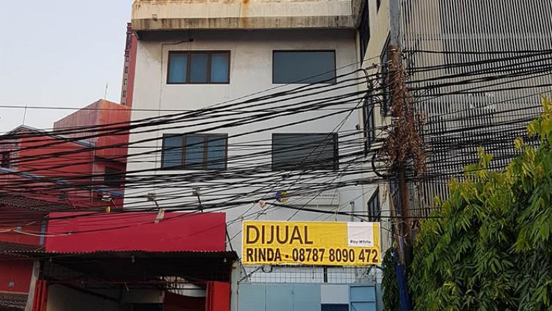 Ruko Jl Sukarjo Wiryopranoto, Luas 4,5x36m2