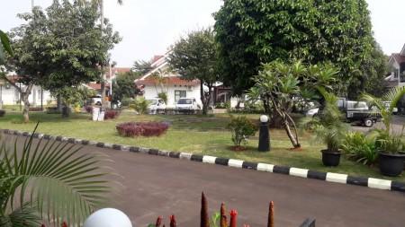 Rumah Depan Taman di Bintaro Puri Bintaro sektor 9 Bintaro