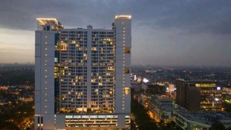 Dijual Apart Dijual Apartemen Roseville Soho, Serpong Tangerang Selatan