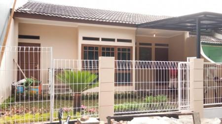 Rumah baru siap huni di Griya Loka