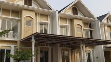 Rumah baru di JGC Cluster Thames North, Cakung, Jaktim