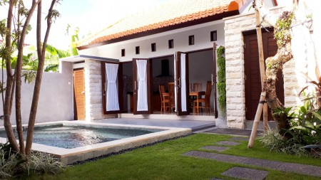 Brand New 3 Bedroom Villa In Canggu