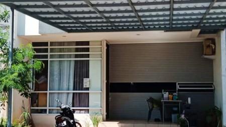 Rumah Modern Minimalis Siap Huni di Discovery Aluvia, Bintaro Jaya