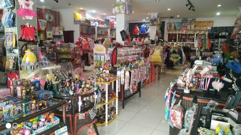 Dijual Ruko 2 pintu, Jl. Setia Budi