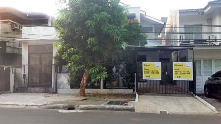 Rumah Siap Huni, Strategis di Rajawali, Bintaro Jaya Sektor 9