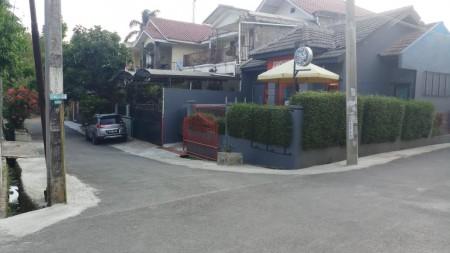 Rumah luas komp Permata, Bandung Barat