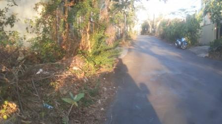 Land for sale strategic for villa in Taman Mumbul Nusa Dua Bali