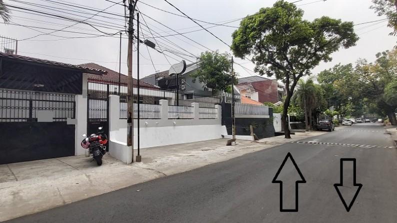Rumah di Kebayoran Baru, Jakarta Selatan, Siap Huni, Bisa ...