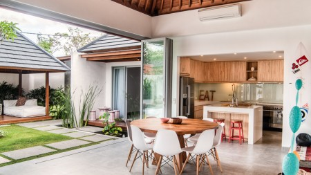 Villa Strategically located in the Heart of Seminyak