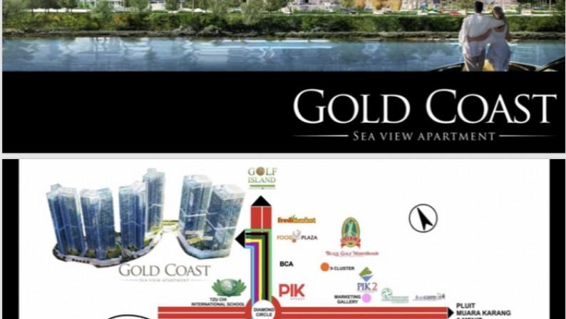 GOLD COAST PIK APARTEMEN