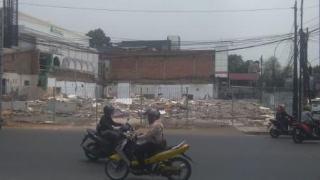 Kavling Strategis di Pinggir Jalan di Kawasan Cilandak KKO