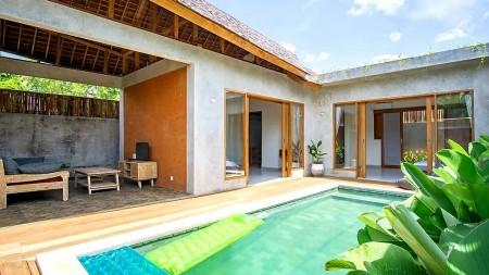 Freehold Villa 2 Bedroom For Sale In Jimbaran