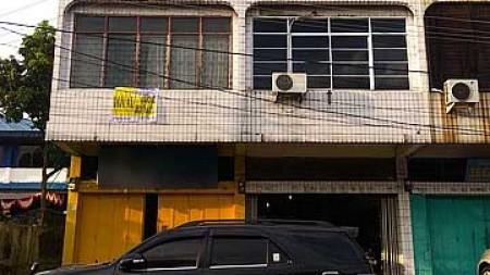 Disewakan Ruko Cepat, Jl. Senapelan