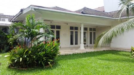 Di Sewa Rumah Nyaman dan Siap Huni di Kawasan Kemang, Jakarta Selatan